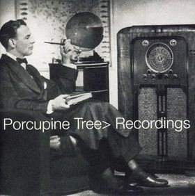 Porcupine Tree - Recordings CD (album) cover
