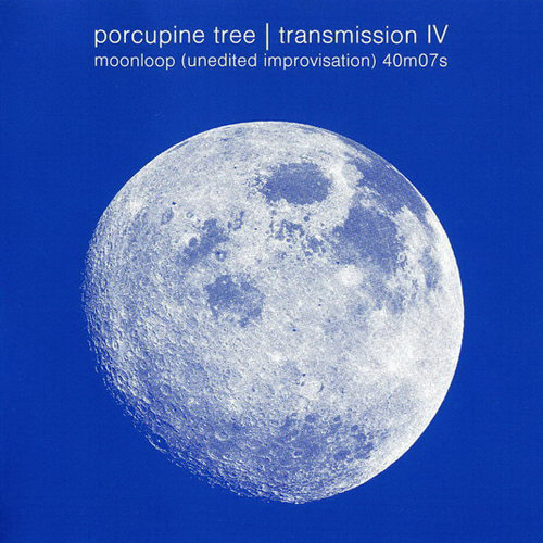 Porcupine Tree - Transmission IV CD (album) cover