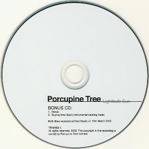 Novak by PORCUPINE TREE album cover