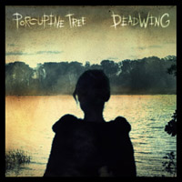 Porcupine Tree Deadwing album cover