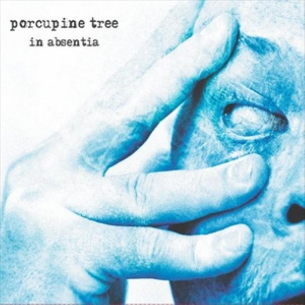 Porcupine Tree - In Absentia CD (album) cover