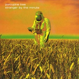 Porcupine Tree Stranger By The Minute album cover