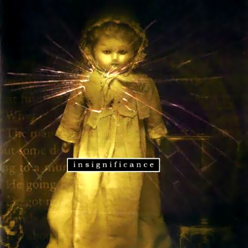 Porcupine Tree - Insignificance (K7) CD (album) cover
