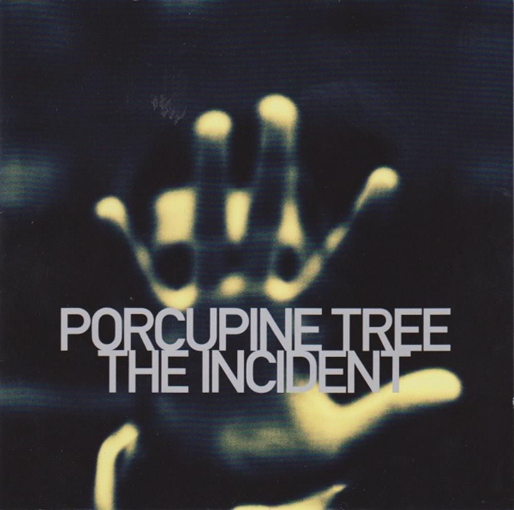 The Incident by PORCUPINE TREE album cover