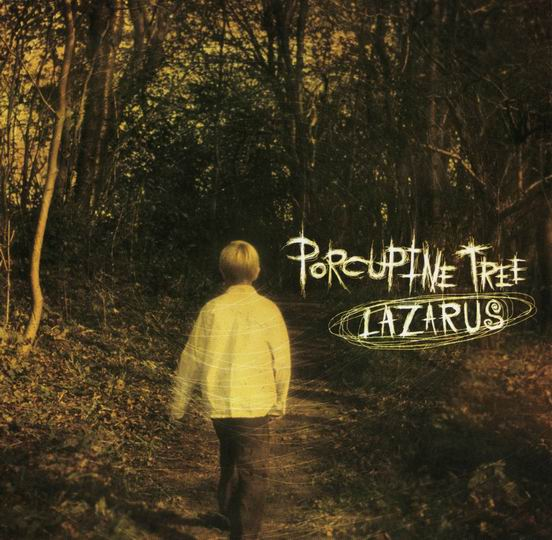 Porcupine Tree - Lazarus  CD (album) cover
