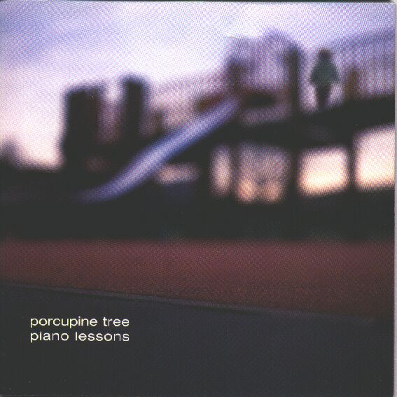 Porcupine Tree - Piano Lessons CD (album) cover