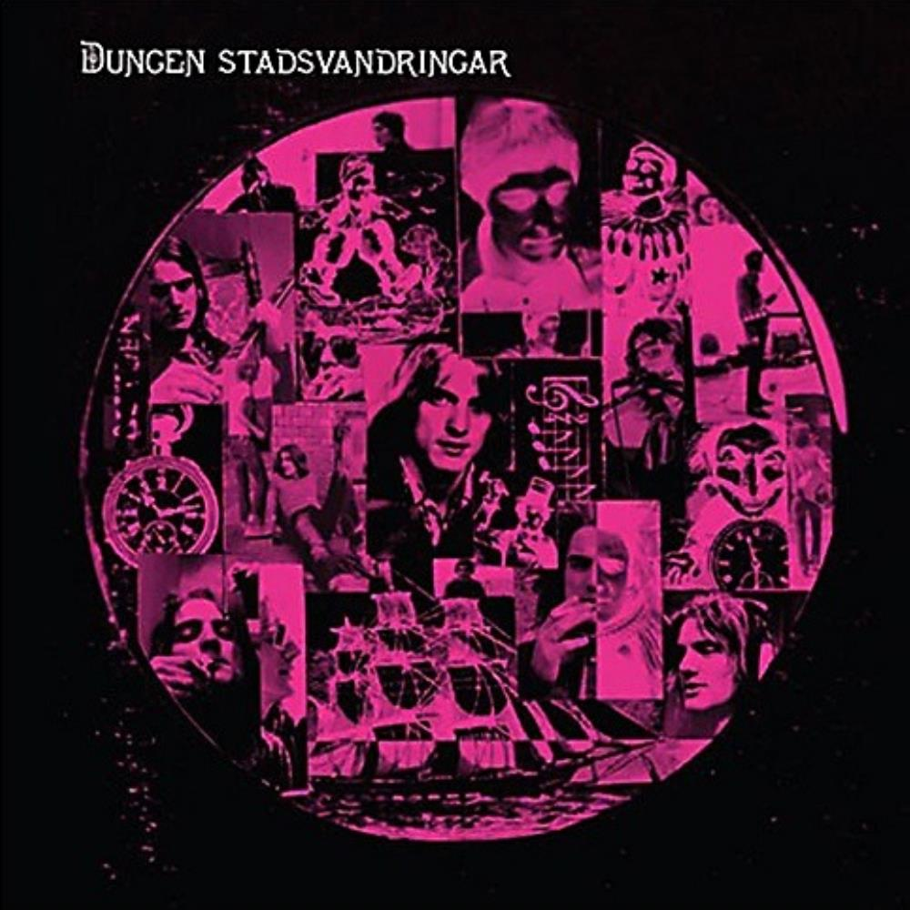 Dungen - Stadsvandringar [also released as: 2] CD (album) cover