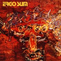 Ergo Sum - Mexico CD (album) cover