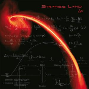 ∆v by STRANGE LAND album cover