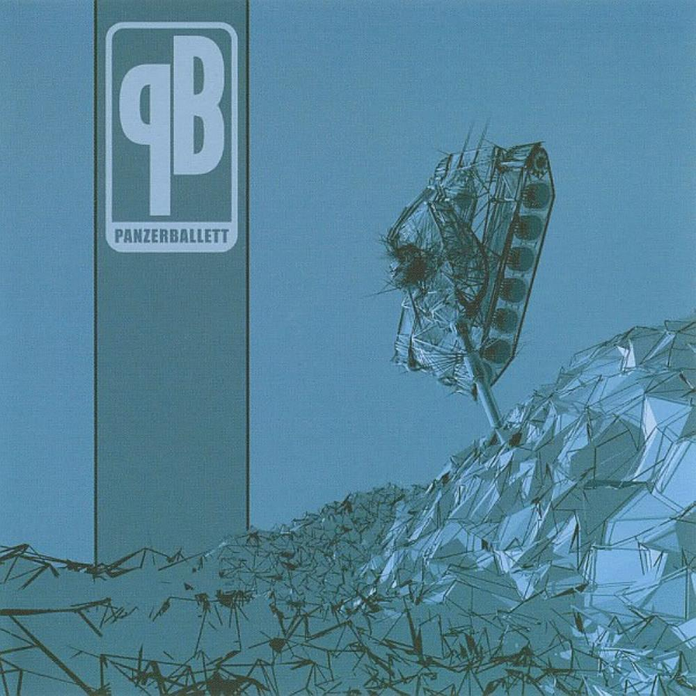 Panzerballett - Panzerballett CD (album) cover