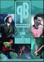 Panzerballett Live At Backstage Munich  album cover