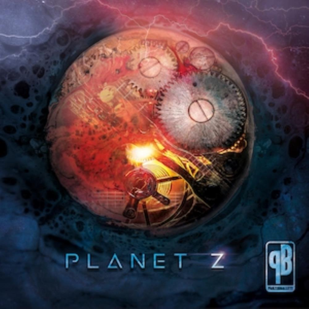 Planet Z by PANZERBALLETT album cover