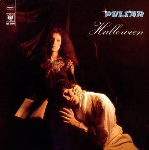 Pulsar - Halloween CD (album) cover