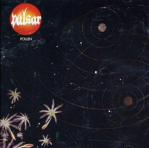 Pulsar - Pollen  CD (album) cover