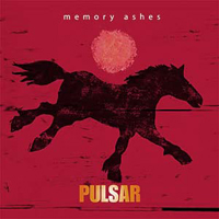 Pulsar - Memory Ashes CD (album) cover