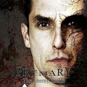 Prymary - The Enemy Inside CD (album) cover