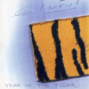La!Neu? - Year of the tiger CD (album) cover