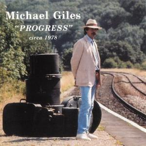 Progress by GILES, MICHAEL album cover