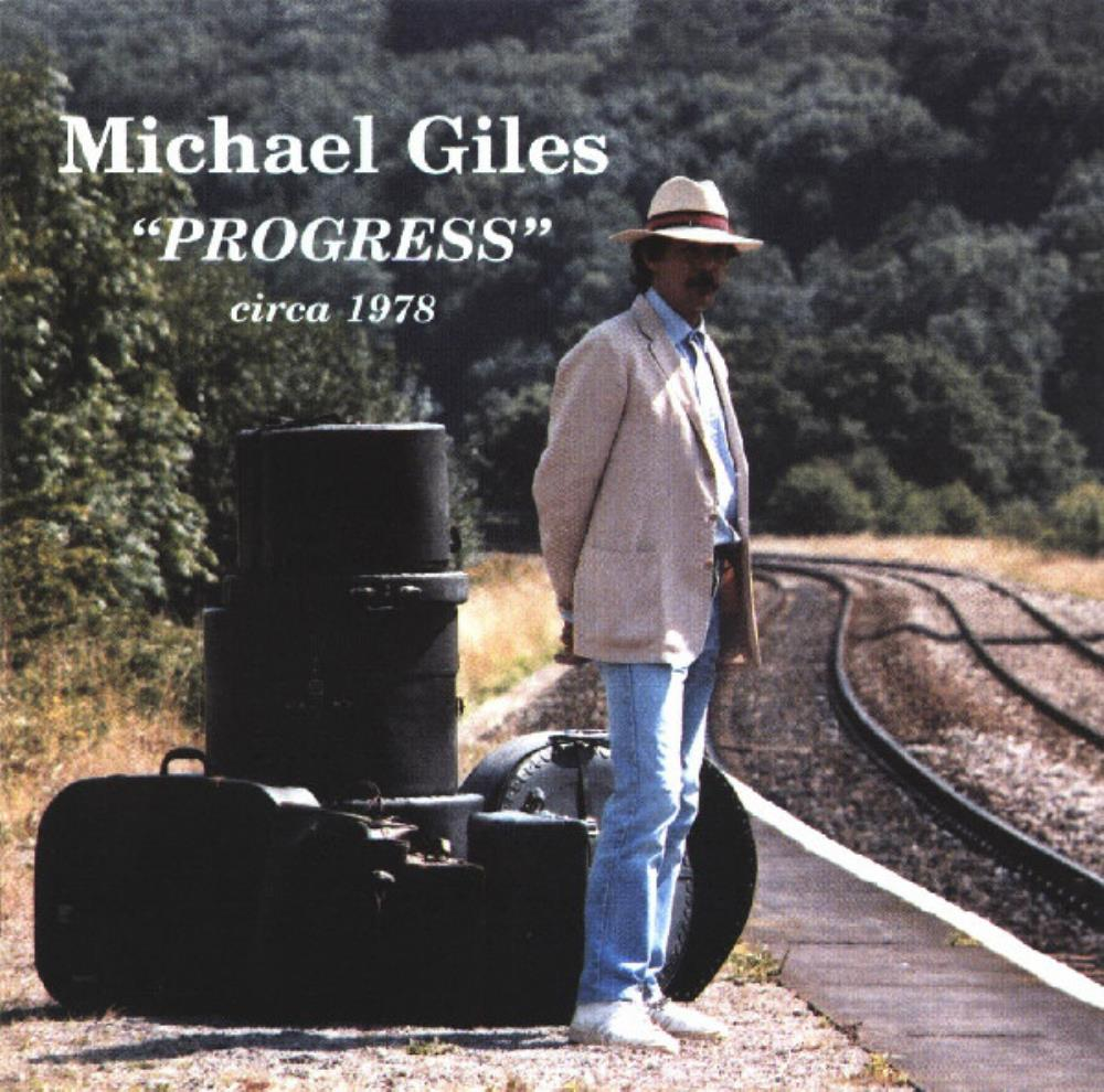 Michael Giles - Progress CD (album) cover