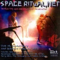 Space Ritual Live At Glastonbury And Guildford Festival, 2002 album cover