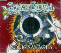 Space Ritual Sonic Savages album cover