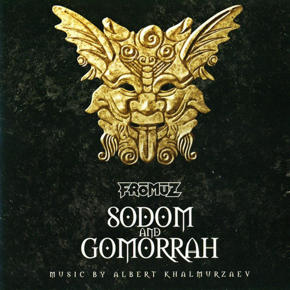 Sodom And Gomorrah by FROM.UZ album cover