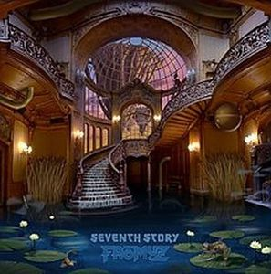 Seventh Story by FROM.UZ album cover