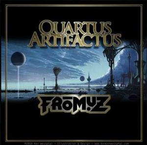 From.uz - Quartus Artifactus CD (album) cover