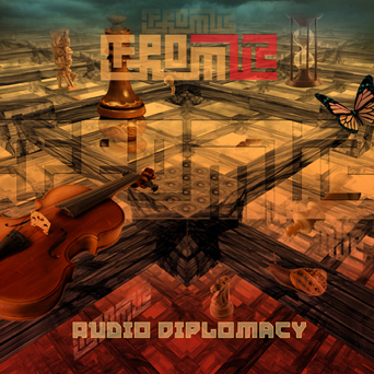 From.uz Audio Diplomacy album cover