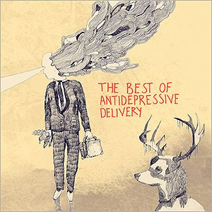 Anti-Depressive Delivery - The Best Of Antidepressive Delivery CD (album) cover