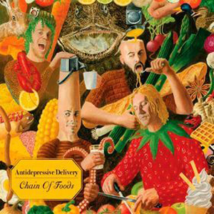 Anti-Depressive Delivery - Chain Of Foods CD (album) cover