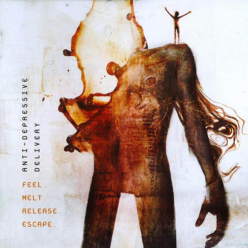 Feel.Melt.Release.Escape. by ANTI-DEPRESSIVE DELIVERY album cover