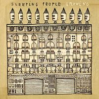 Sleeping People - Growing CD (album) cover