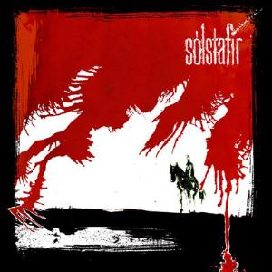 Solstafir - Svartir Sandar CD (album) cover