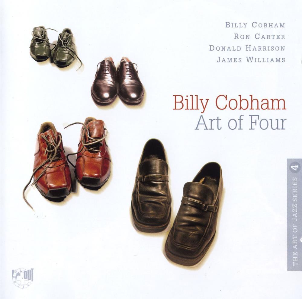 Art Of Four by COBHAM, BILLY album cover