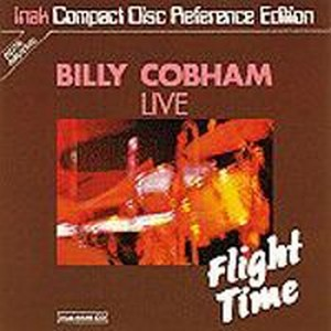 Billy Cobham Billy Cobham Live: Flight Time album cover