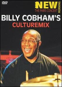 Billy Cobham Culturemix album cover