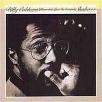 Billy Cobham Shabazz album cover