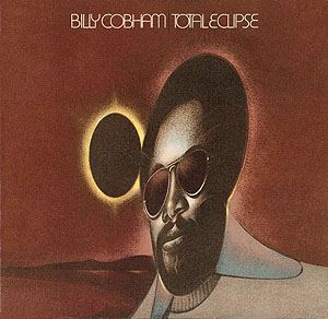 Billy Cobham - Total Eclipse CD (album) cover