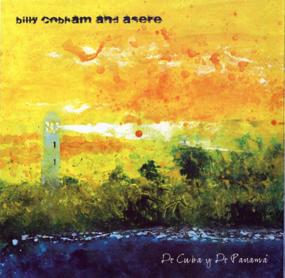 Billy Cobham - Billy Cobham & Asere: De Cuba Y De Panama CD (album) cover
