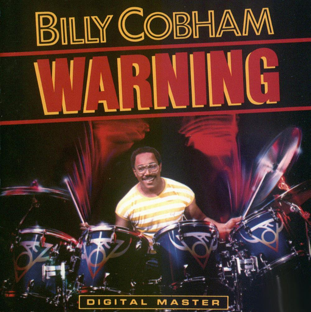 Warning by COBHAM, BILLY album cover