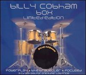 Billy Cobham Billy Cobham Box ( Limited Edition) album cover