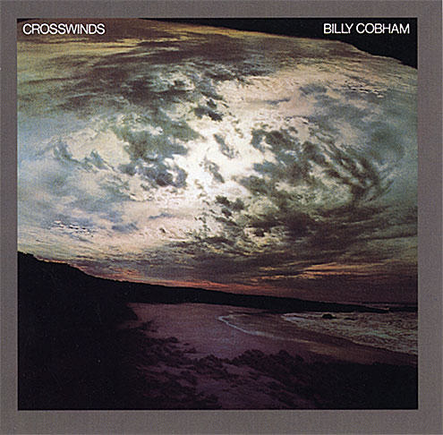 Billy Cobham Crosswinds album cover