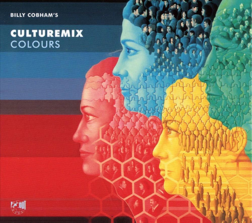 Billy Cobham Billy Cobham's Culturemix: Colours album cover