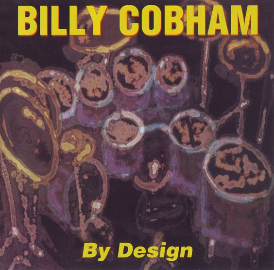 Billy Cobham By Design album cover