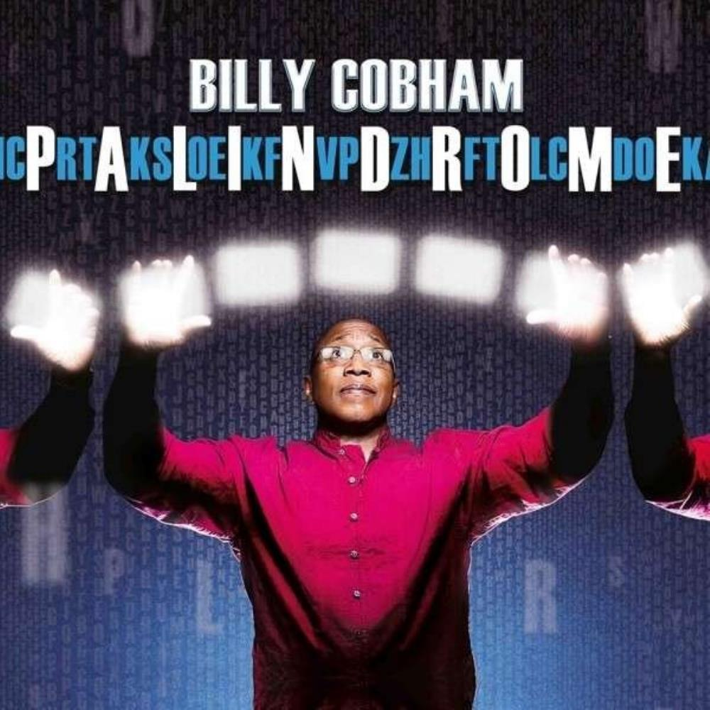 Billy Cobham Palindrome album cover