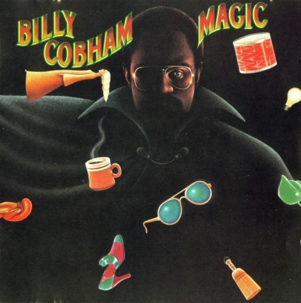 Billy Cobham Magic album cover
