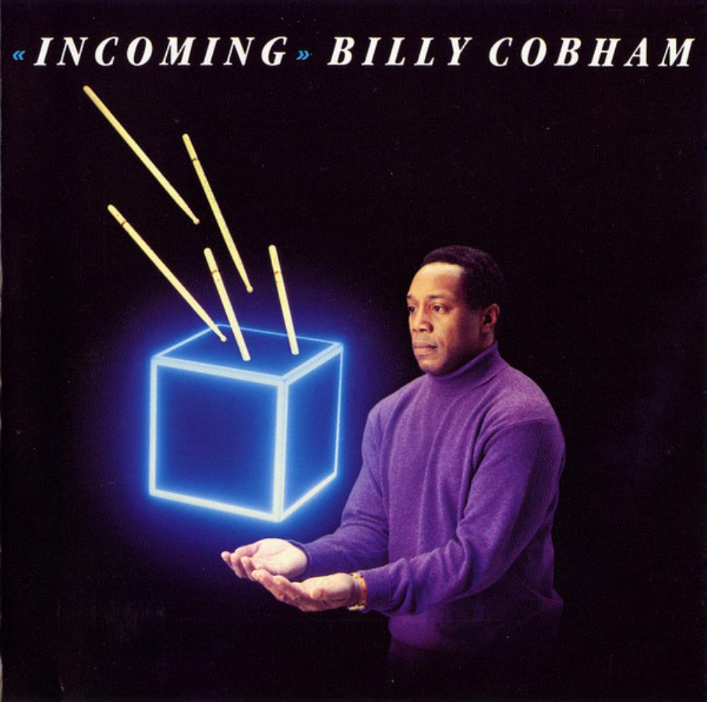 Billy Cobham Incoming album cover