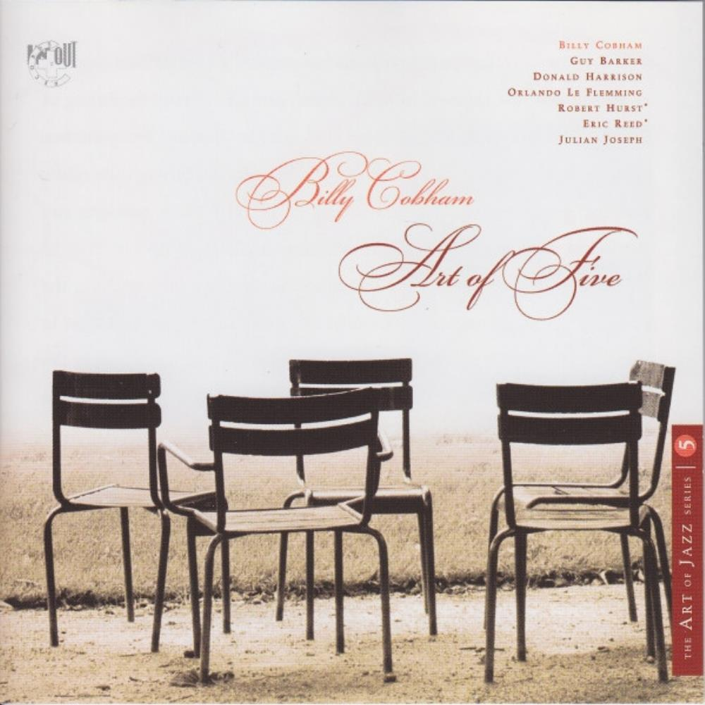Billy Cobham - The Art Of Five CD (album) cover