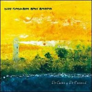 Billy Cobham De Cuba y de Panama album cover